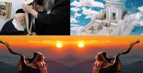 Главный раввин Израиля готовится для встречи Машиаха