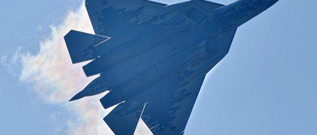 Су-57 теперь может составить конкуренцию всем