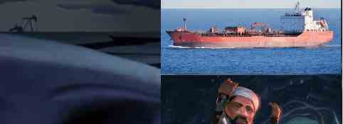 Иран захватил китайский танкер