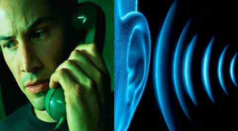 Может ли телефон принять звонок из Матрицы
