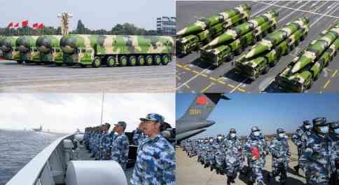 Китай нарывается на Третью Мировую Войну
