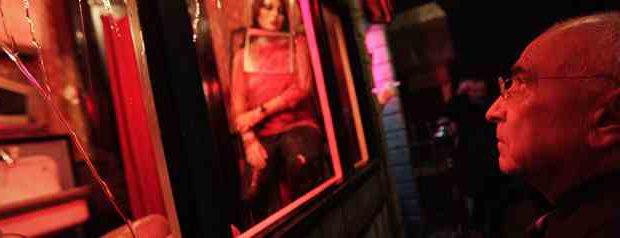 Проститутки в Европе обанкротились из-за коронавируса