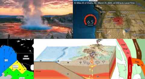 Землетрясение М6.5 в Айдахо: на очереди Йеллоустоун