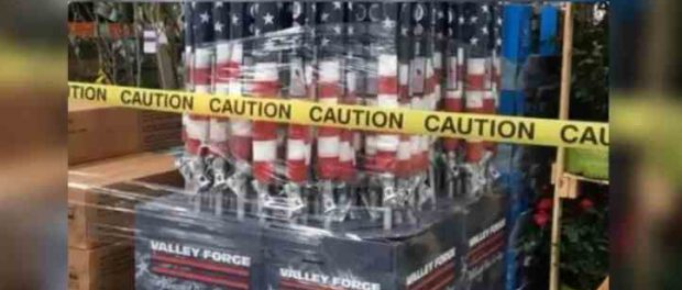 Губернатор Мичигана запретил продажу американских флагов