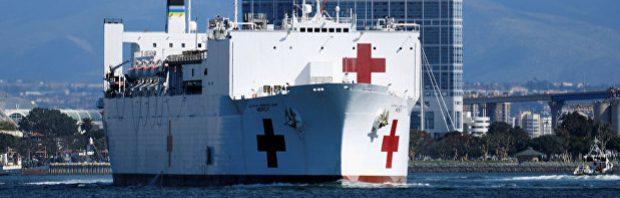 Поезд намеренно пытался протаранить корабль FEMA