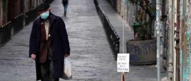 Итальянская мафия набирает популярность во время пандемии