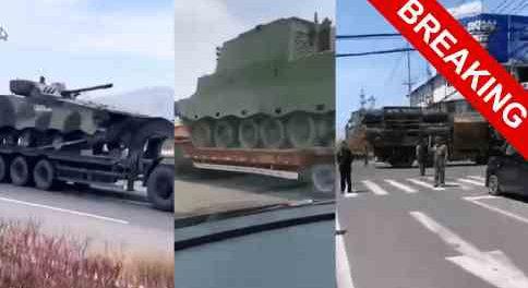 КНДР и Китай на грани войны