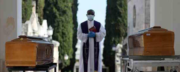COVID-19: Италия превращается с страну мертвых