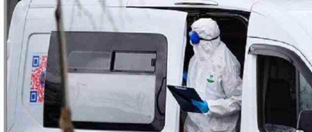 После массового заражения коронавирусом в российском общежитии завели дело