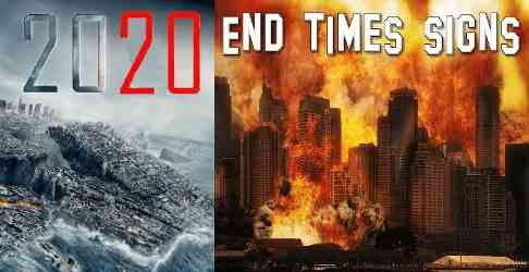 Новое пророчество: смерть, землетрясения, война