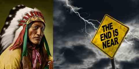 Все шаманы ждут Конца мира