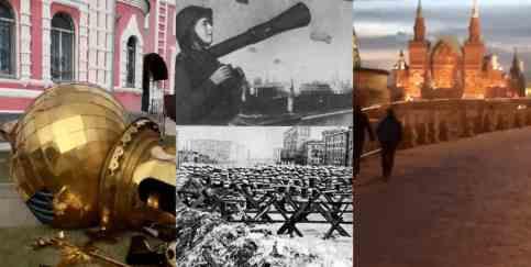 Что-то уже неладное творится в Москве
