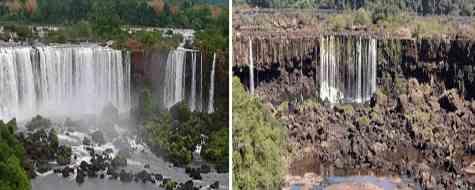 Вода уходит с планеты Земля