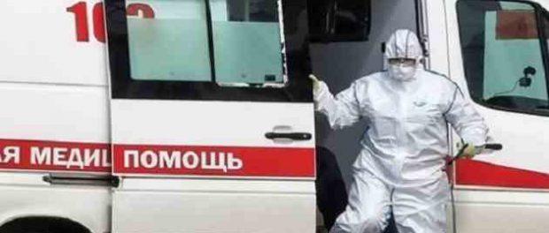 Врач с коронавирусом выпала из окна больницы в Москве