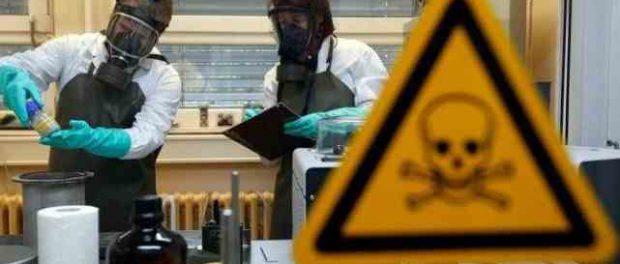 Американцы в Киеве причастны к разработке биологического оружия