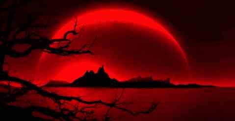Кровавая Луна добивает Италию