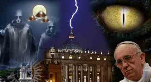 Антихрист придет из Ватикана