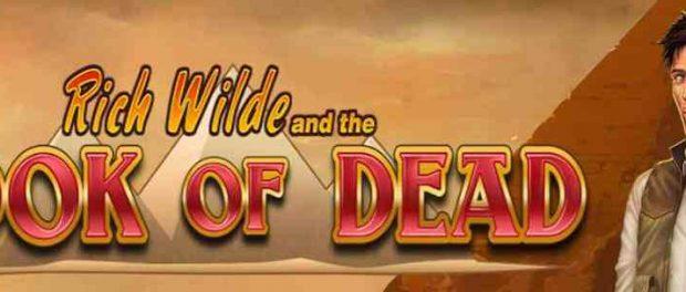 Обзор Book of Dead Slot на официальном сайте Вулкан