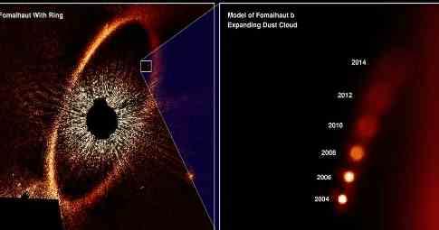В космосе пропали сотни звезд