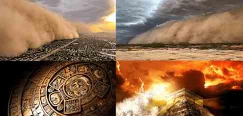 Земля погружается в Пыльный Котел