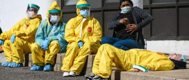 Почему коронавирусом заразилось так много медиков