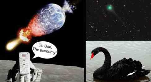 К планете приближается еще одна мена комета