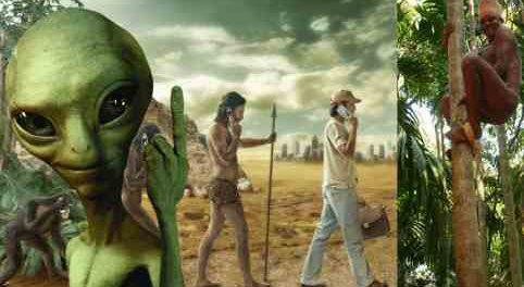 Эволюция на Земле начала обратный путь