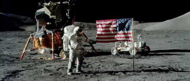 США готовят проект по добыче ресурсов на Луне без участия России