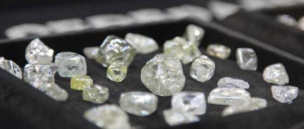 Россиянка выносила алмазы в нижнем белье с крупнейшего производства страны