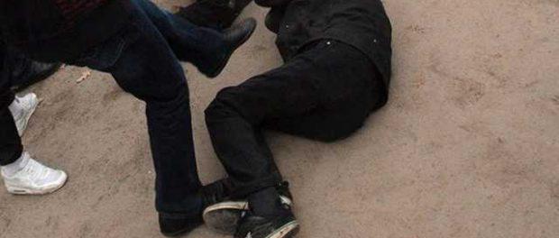 Россиянину разбили лицо в магазине за снятую маску