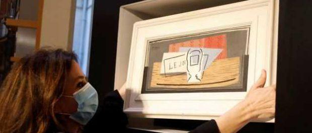 В Италии женщина выиграла в лотерею картину Пикассо за миллион долларов
