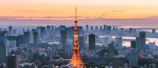 3 скрытых локации с лучшим видом на Токийскую башню