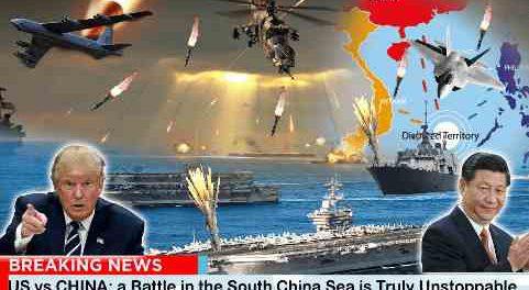 В Южно-Китайском море начинается война