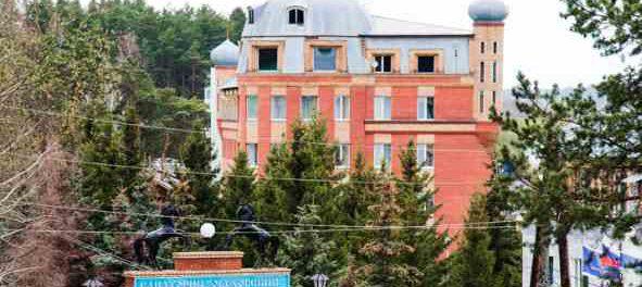 Взрыв вспышки в Камышлове