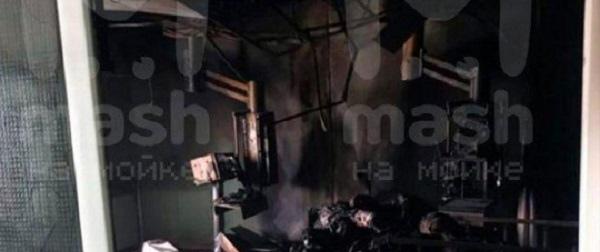Вспыхнул аппарат ИВЛ: появились новые детали смертельного пожара в «коронавирусной» больнице в Петербурге
