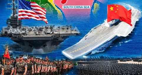 Китай готовит войну на море