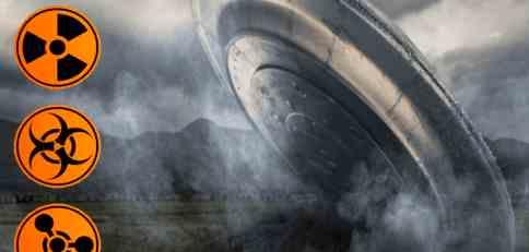 Падения НЛО могут закончится массовым вымиранием