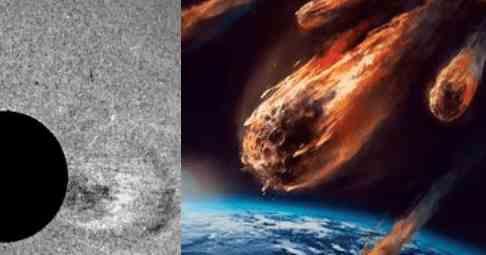 К Земле снова подходит облако астероидов