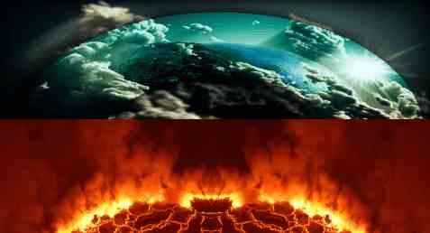 Сдвиг полюсов вызывают ветры в ядре Земли