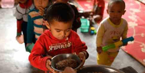 Третья часть населения мира погибнет от голода