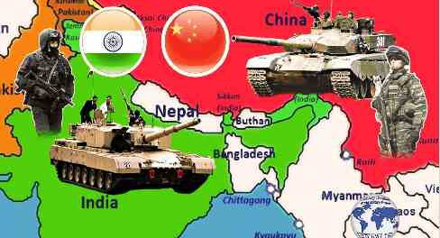Третью мировую войну начнут Индия и Китай