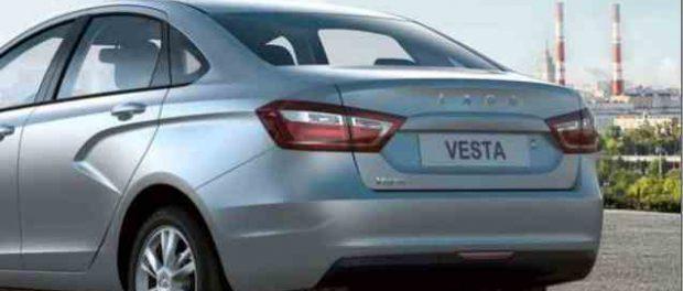 Финны выбросили целую партию новых седанов Lada Vesta