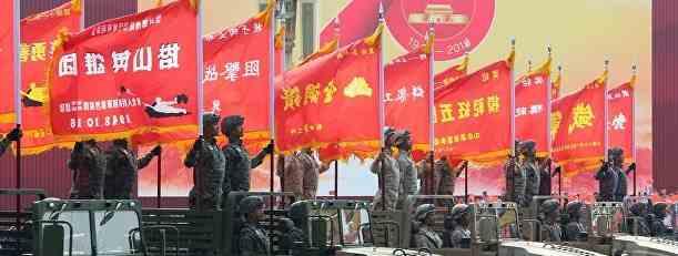 Наращивание китайской военной мощи вызывает тревогу в России