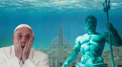 Ватикан готовится к Концу Света