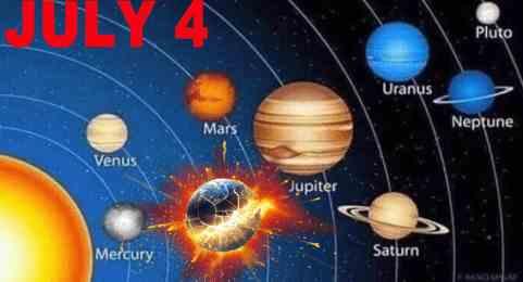 Конец Земли может прийти 4 июня