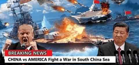 Пентагон и Китай начинают подготовку к войне