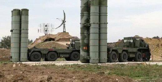 Турция передала С-400 «Триумф» Соединенным Штатам