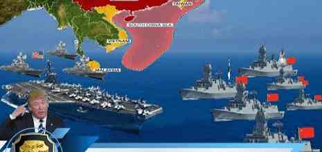 Пентагон проиграл виртуальную морскую войну c Китаем