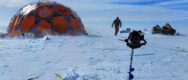 Таинственное изменение климата: холодная Антарктика