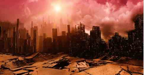 Мир ждет тотальный и поэтапный ужас
